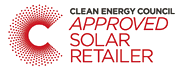 Committed to industry best practice, a signatury of the Solar Retailer Code of Conduct.